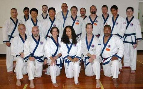 Chang Karate Senior Members