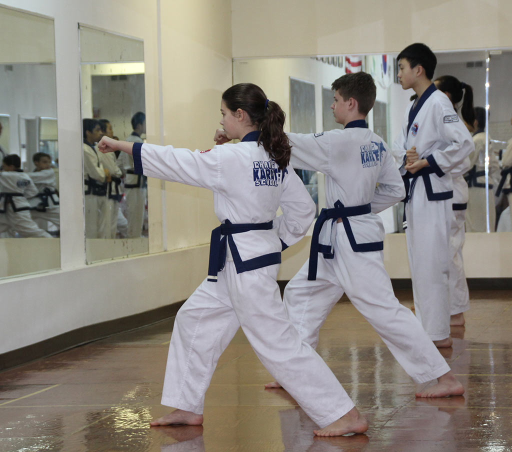 Chang Karate for Teens