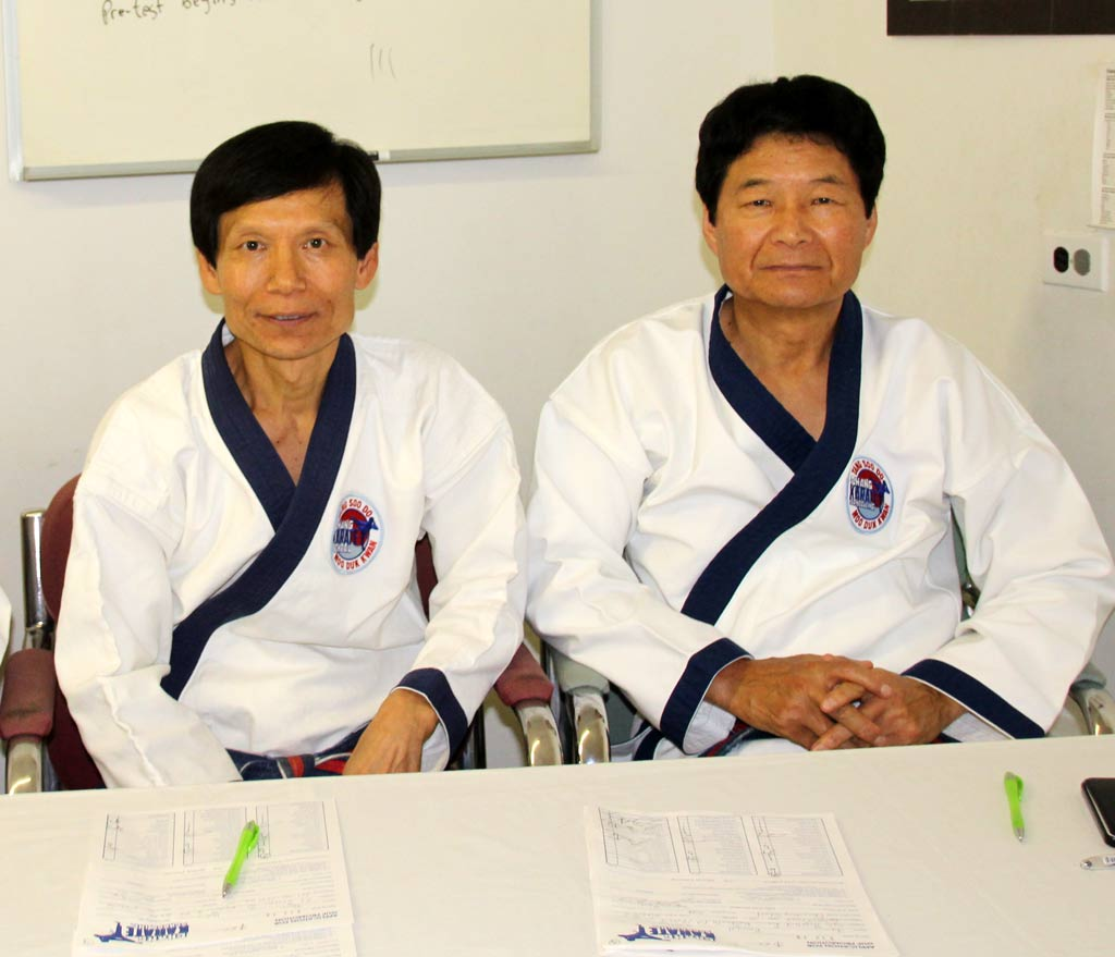 Chang Karate Founders